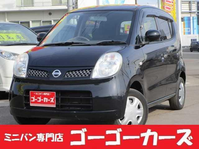 日産 E FOUR ショコラティエ 4WD 1年保 シートヒーター