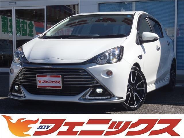 トヨタ GG's純正SDナビトヨタセーフティセンスLEDヘッドライト