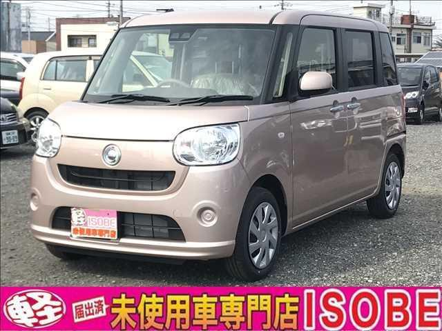 """ダイハツ L """"SAIII"""" 届出済み未使用車 アイストップ 自動B"""