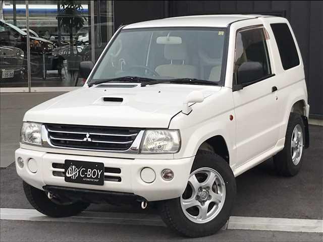 三菱 VR 4WD 社外CD・MDデッキ 純正15インチアルミ