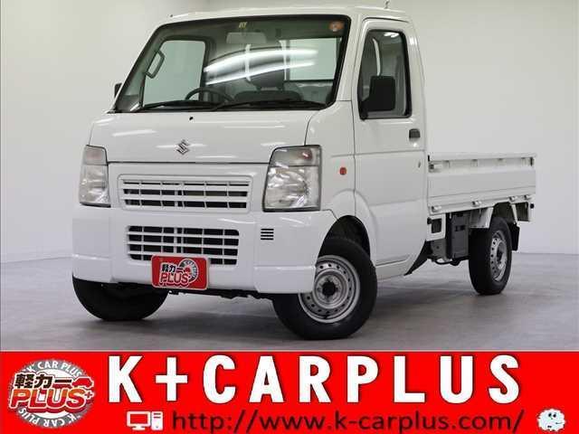 スズキ KC パートタイム4WD 5速マニュアル エアコン・パワステ