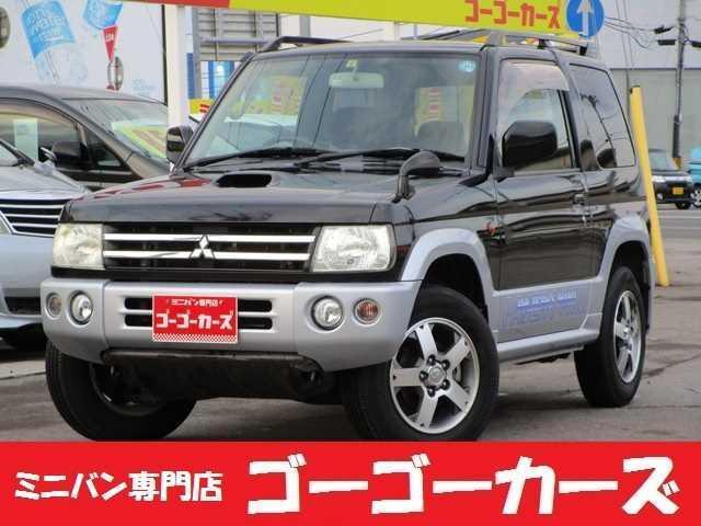 三菱 アクティブフィールドエディション 4WD 1年保証 ターボ