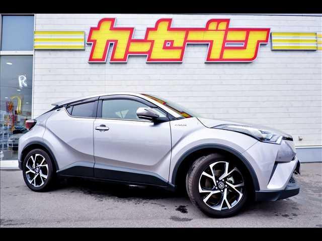 トヨタ G ハイブリッド・純SDナビ・TV・BT・バックモニタ