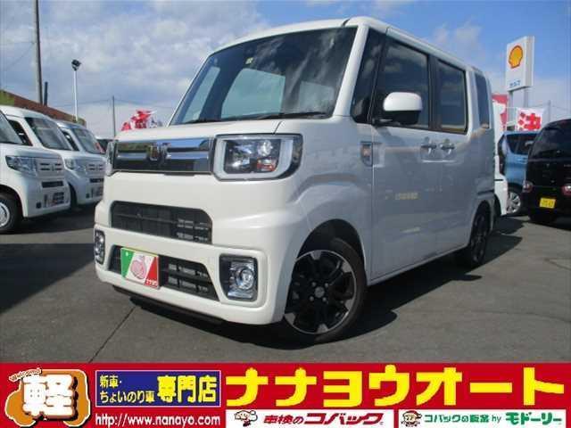 ダイハツ Gターボ SAIII 4WD ベンチシート