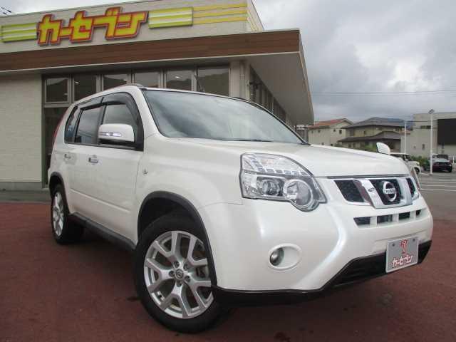 日産 20Xtt 4WD・純SDナビ・TV・バックモニタ・キーレス