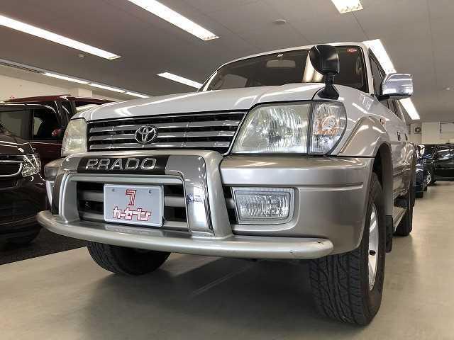 トヨタ TX ワイド ルーフレール 背面タイヤ フォグライト 4WD