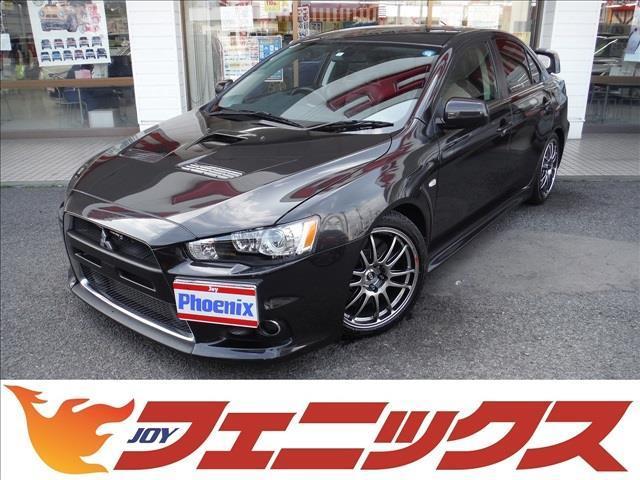 三菱 GSRプレミアムエボリューションX黒革レカロオーリンズ車高調