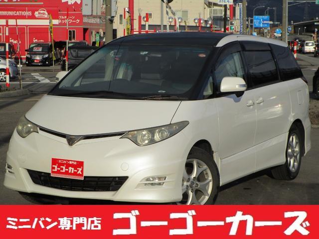 トヨタ アエラス S 4WD 1年保 両電動 サンルーフ Tチェーン