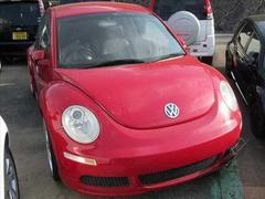 VW ニュービートルEZ ローダウン キーレス 社外アルミホイール CD
