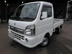 キャリイトラックKX 4WD デフロック Lレンジ付切替式4WD
