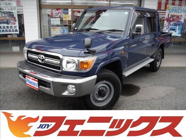 トヨタ ピックアップ30thアニバーサリー社外ナビTV電動デフロック