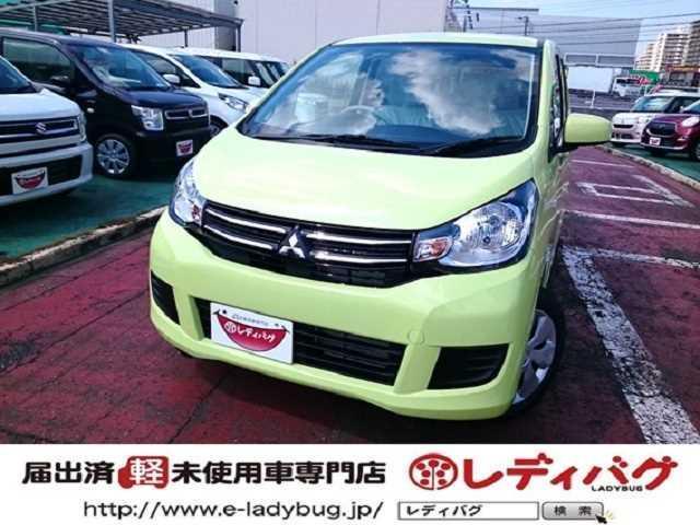 三菱 E e-Assistレス 届出済未使用車 自動格納ミラー