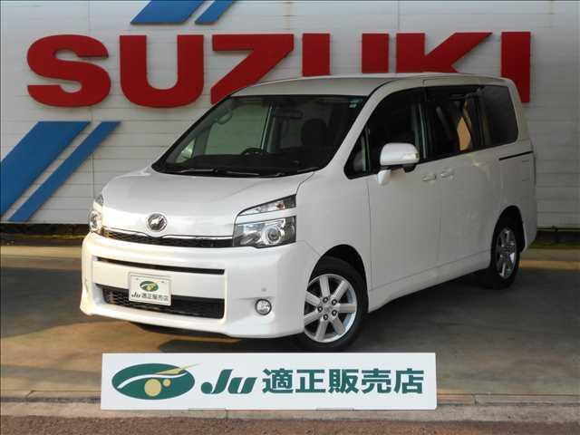 トヨタ X Lエディション 7人 PWバックドア・HID・フルセグナビ