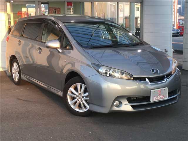 トヨタ 1.8S 7人 社外CD再生 HIDヘッドライト