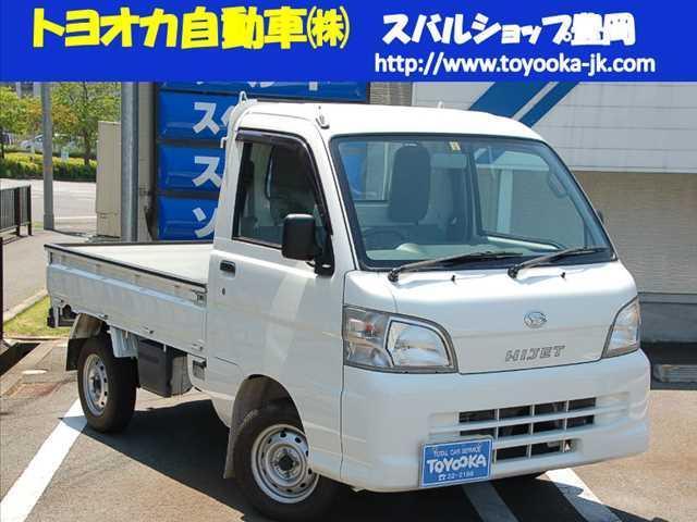 ダイハツ エアコン・パワステスペシャル 5速MT 4WD