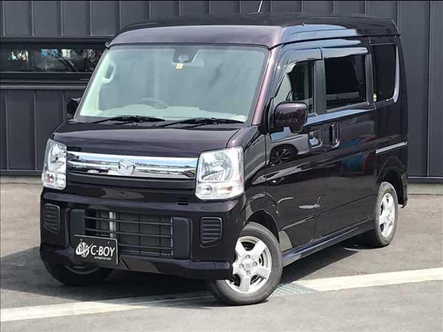 マツダ PXターボ スマートキー プッシュスタート 4WD