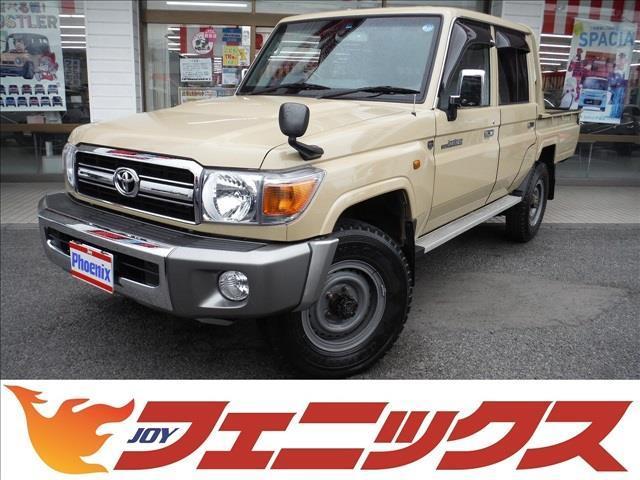 ランドクルーザー70(トヨタ) ピックアップ 中古車画像