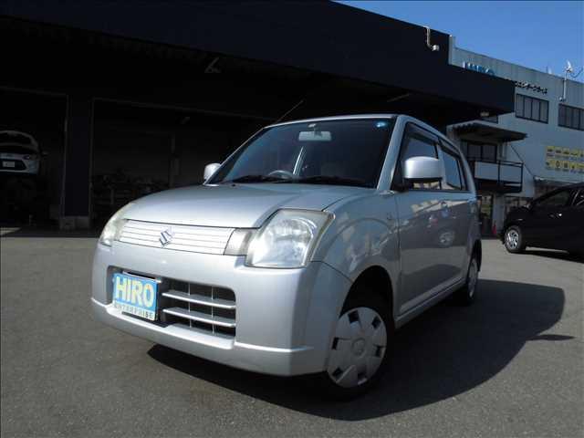 スズキ G2 4WD キーレスエントリー CD再生 電動格納ミラー