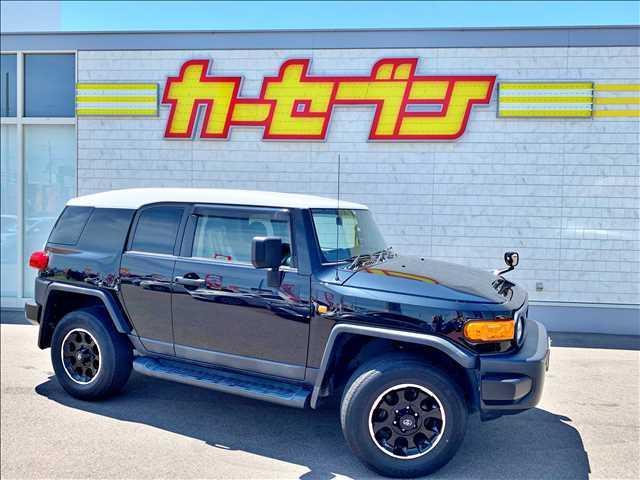 トヨタ ブラックカラーパッケージ 4WD・SDナビ・TV・BT