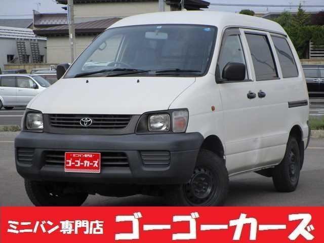 トヨタ DX 低床 ハイルーフ 4WD CD ディーゼル車 エアコン