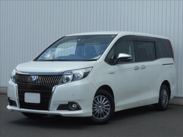 トヨタ ハイブリッドGi ブラックテーラード ナビ 新品フリップD