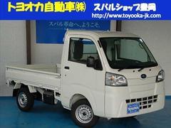 サンバートラックTB 5速MT 4WD ナビキャンペーン