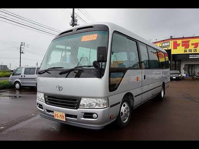 トヨタ EX 26人乗り マイクロバス 総輪エアサス