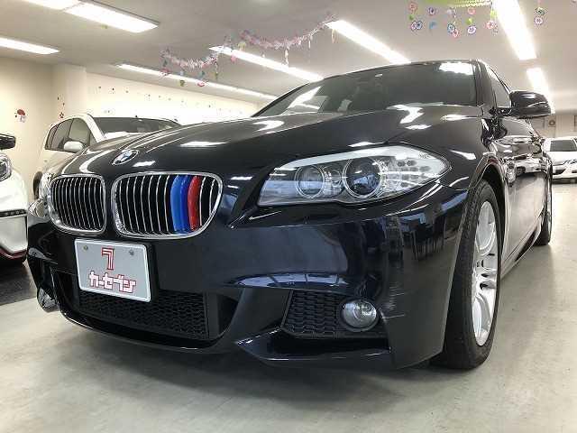 BMW 523dBPM Mスポーツパッケージ 純正ナビTV Bカメラ