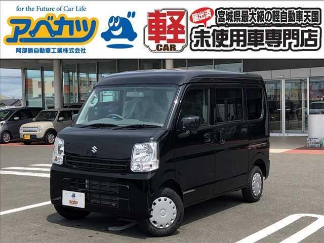 スズキ ハイルーフ JOIN 4WD マニュアル