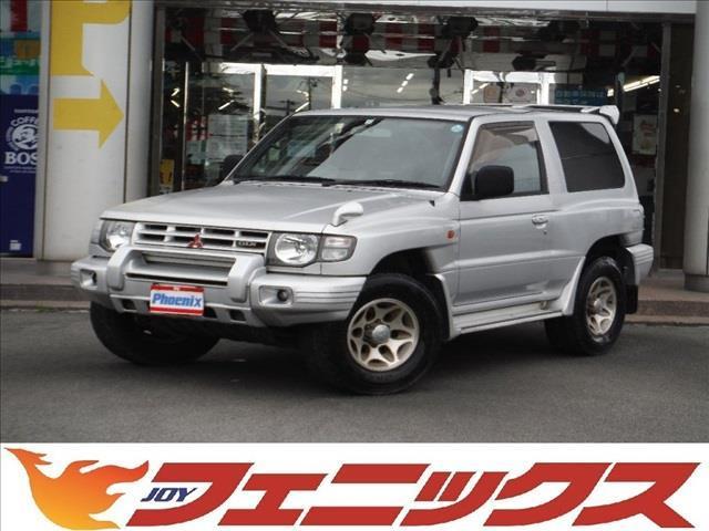 三菱 ショートメタルトップワイド ZR-S 4WD 背面タイヤ