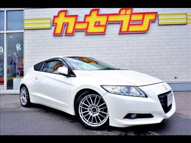 ホンダ α ワンオーナー・6速MT・社外車高調・HDDナビ・フルセグ