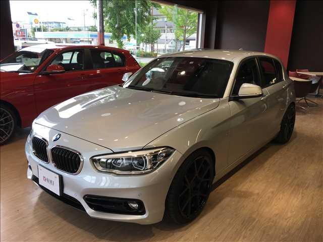 BMW ディーゼル 118d Sport RHD