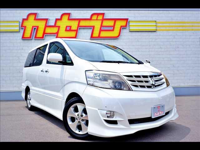トヨタ MS 8人 Wサンルーフ メーカー純正HDDナビ