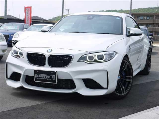 BMW M2 Coupe RHD
