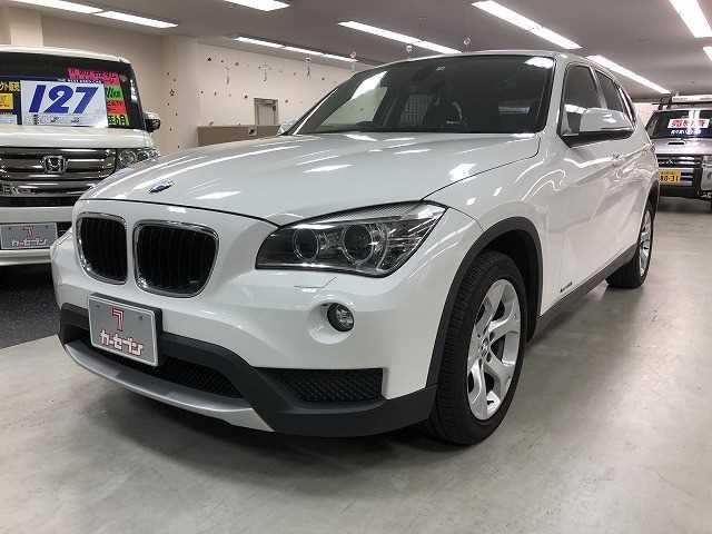 BMW sDrive18i 社外ナビTV ETC Pスタート フォグ