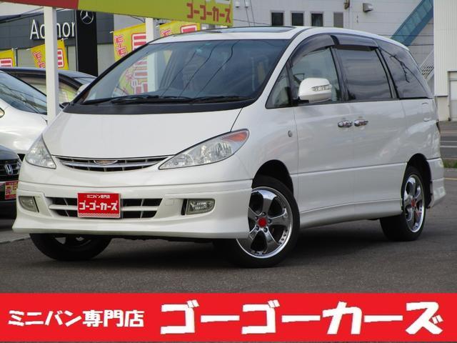 トヨタ G 4WD 1ヶ月1000km保証 ナビ サンルーフ