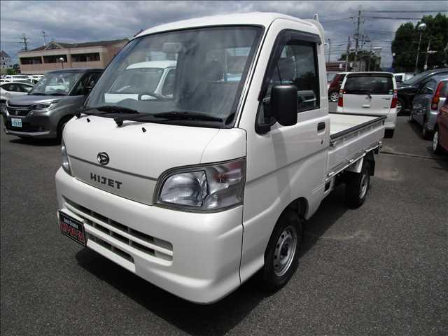 ダイハツ エアコン・パワステスペシャル 4WD 5MT