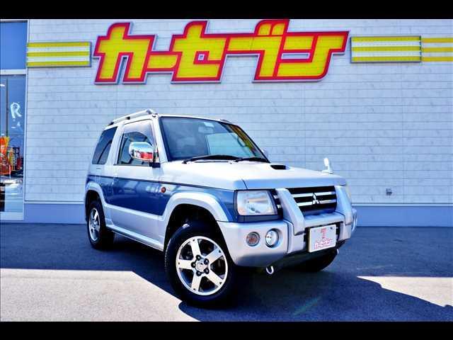 三菱 リミテッドエディションVRターボ ワンオーナ 4WD ターボ