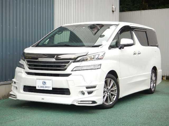 トヨタ 2.5Z Aエディション ゴールデンアイズ TRDフルエアロ