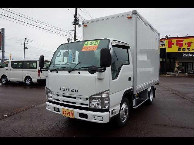 いすゞ 1.5t 4WD FFL Wタイヤ パネルバン