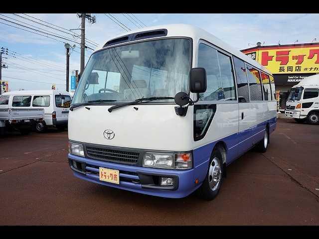 トヨタ LX 29人乗り マイクロバス