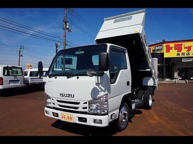 いすゞ 2t FFL 強化ダンプ 新免許対応車