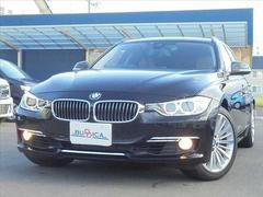 BMW335iラグジュアリー 茶レザー ナビ フルセグ Bカメラ