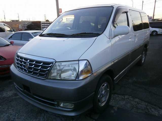 「トヨタ」「グランドハイエース」「ミニバン・ワンボックス」「愛媛県」の中古車