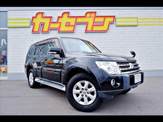 三菱 ロング エクシード 4WD HDDナビ ロックフォード