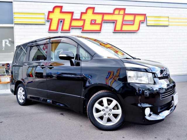 トヨタ ZS 8人乗 ワンオーナー 両側Pスラ 社外HDDナビ・TV