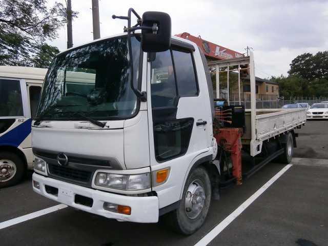 「その他」「ヒノレンジャー」「トラック」「愛媛県」の中古車