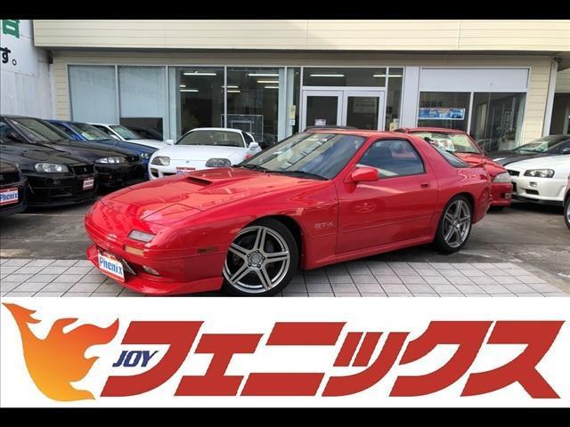 マツダ GT-X走行1.8万KMクスコ車高調Mスピードエアロ1オーナ