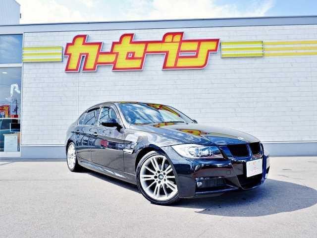 BMW 323i/Mスポーツパッケージ/HDDナビ/バックモニター