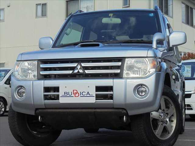 三菱 EXCEED 4WD ターボ ナビ 地デジTV